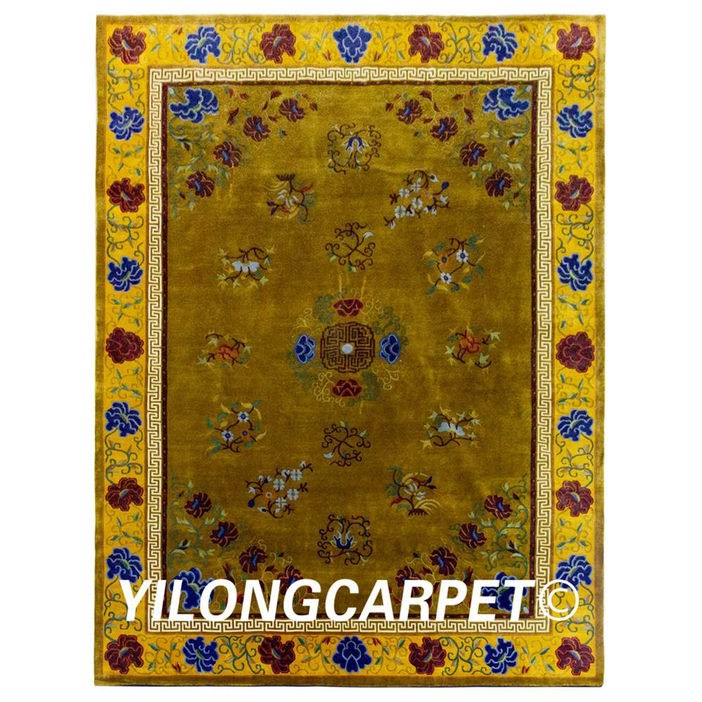 Nepali Woolen Carpet Np06 Material Tibetan Wool Size 9ft X 12ft 274cm 366cm Price Us 10 800 00 Quany In Stock 1pc